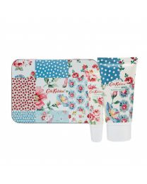 Cottage Patchwork Hand and Lip Gift Set
