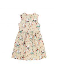 Moomins Mushroom Scenic Kids Charlotte Dress