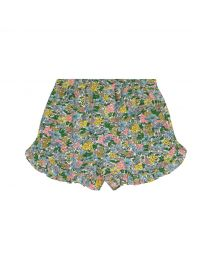 Vale Floral Kids Frill Culottes