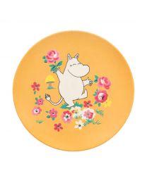 Moomins Mushroom Scenic Kids Plate