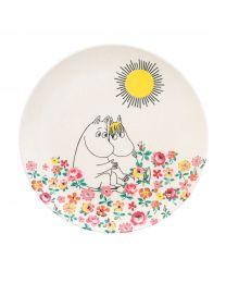 Moomins Meadow Kids Plate