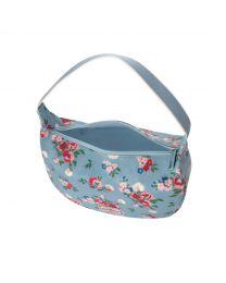 Summer Floral Soft Shoulder Bag