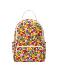 Small Painted Fruit Pocket Backpack