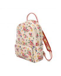 Summer Floral Pocket Backpack