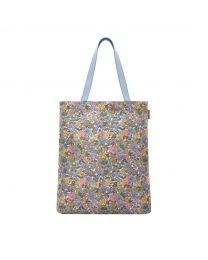Vale Floral Small Foldaway Tote