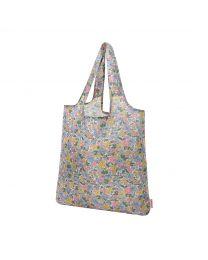 Vale Floral Foldaway Shopper