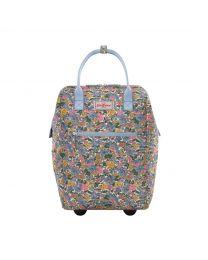 Vale Floral Frame Wheeled Backpack