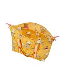 Moomins Mushroom Scenic Foldaway Overnight Bag