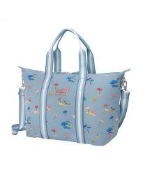 Sunny Parasols Foldaway Overnight Bag
