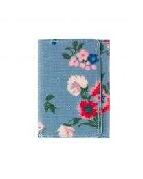Summer Floral Ticket Holder