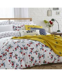 Greenwich Flowers Kingsize Bedding Set