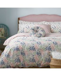 Painted Bluebell Double Bedding Set