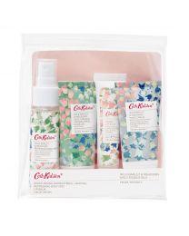 Painted Bluebell Daily Essentials (30ml Hand Cream, 30ml Moisturising Antibacterial Hand Gel, 30ml Body Mist & 10ml Lip Balm)