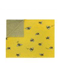Bee Woven Throw