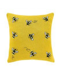 Bee Square Cushion