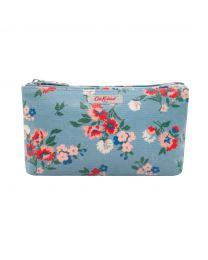 Summer Floral Zip Make Up Bag