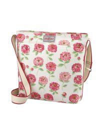 Dahlia Zipped Messenger Bag