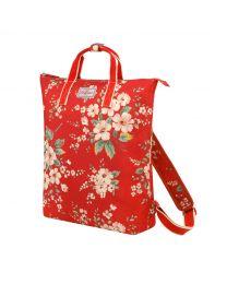 Spitalfields Zip-Top Backpack