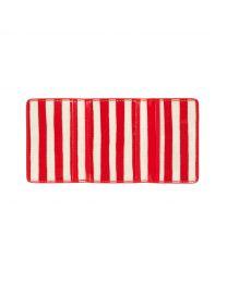 Candy Stripe Ticket Holder