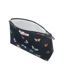 Butterflies Zip Cosmetic Bag
