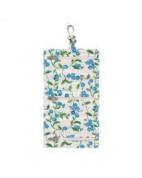 Forget me not Jewellery Roll