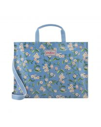 Forget Me Not Strappy Carryall Tote