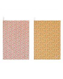 Pembridge Ditsy Set of 2 Tea Towels
