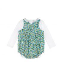 Pembridge Ditsy Baby Romper & Babygrow Set