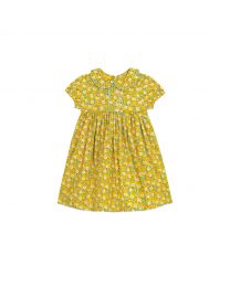 Pembridge Ditsy Lucy Collar Detail Dress