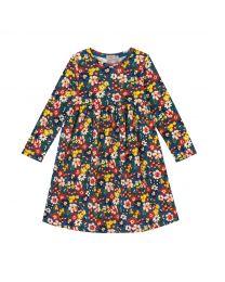 Portland Flowers LS Everyday Dress