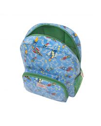 Rockets Kids Classic Large Backpack with Mesh Pocket