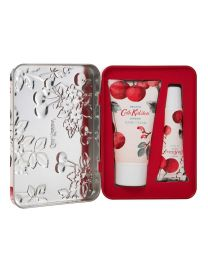Mini Cherry Sprig Hand and Lip Gift Set