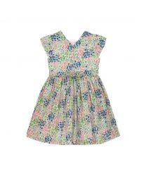Tiny Painted Bluebell Kids Ayda Dress