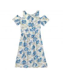 Viscose Cold Shoulder Dress