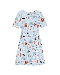 London Icons Shift Dress