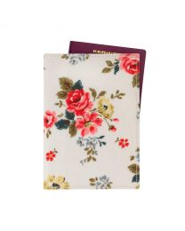 Field Rose Passport Holder