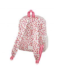 Roses & Hearts Kids Classic Large Rucksack with Mesh Pocket
