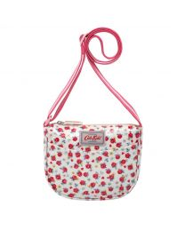Roses & Hearts Kids Half Moon Handbag