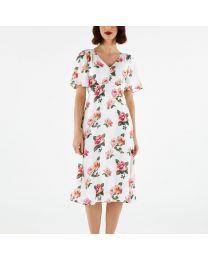 Chiswick Rose Tea Dress