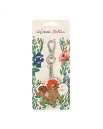 Jungle Ditsy Disney Jungle Book Key Ring