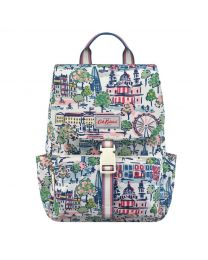 London View Buckle Backpack
