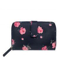 Wimbourne Rose Folded Zip Wallet