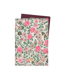 Hedge Rose Passport Holder