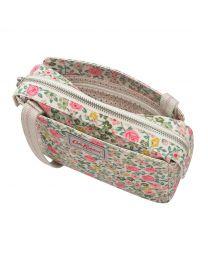 Hedge Rose Mini Multi Pocket Bag