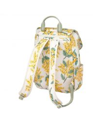 Mimosa Flower Buckle Backpack