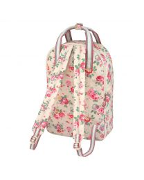 Wells Rose Front Pocket Backpack
