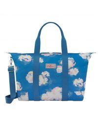 Clouds Foldaway Overnight Bag