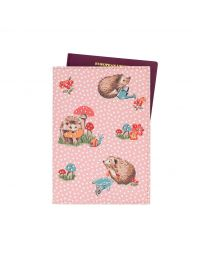 Mini Garden Club Novelty Passport Holder