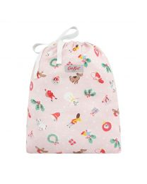 Christmas Cheer Baby Sleepsuit, Hat and Bag Set