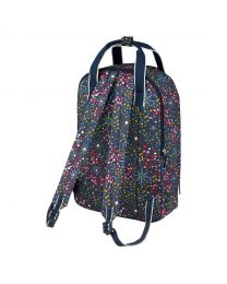 Midnight Stars Front Pocket Backpack